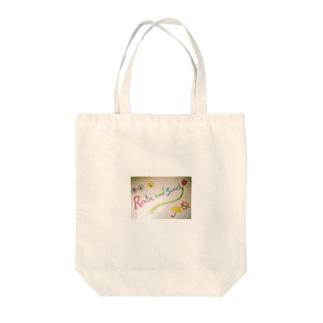 Rain & Sunny Tote bags