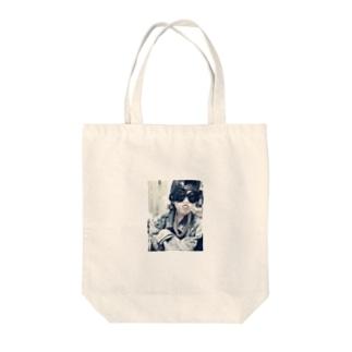 チビギャンシリーズ Tote bags