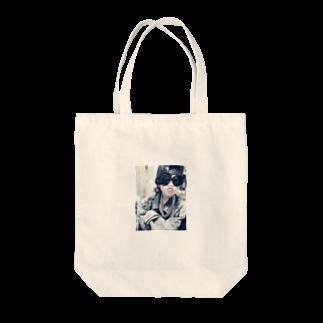 みんみママのチビギャンシリーズ Tote bags
