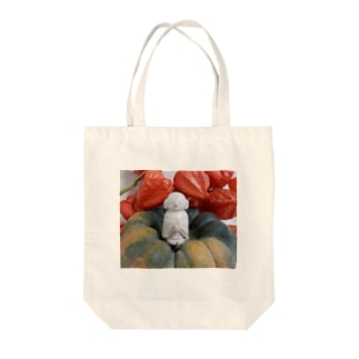可愛いお地蔵様 Tote bags
