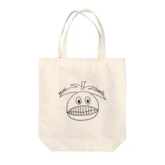 ミニトマトくん Tote bags