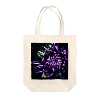 小菊咲きました Tote bags