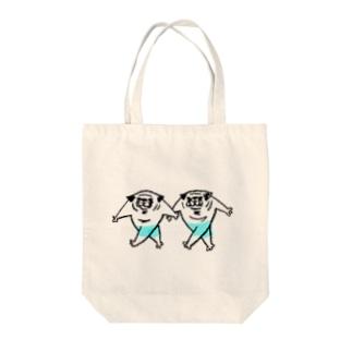 hanakaのぱぐぱぐ組体操(プログラムNo.3入場行進) Tote bags