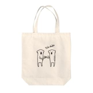 雪解けのコアラ Tote bags