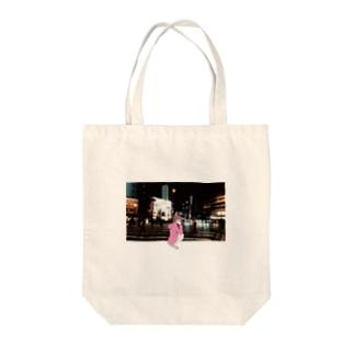 Nightcore OSAKA Tote bags
