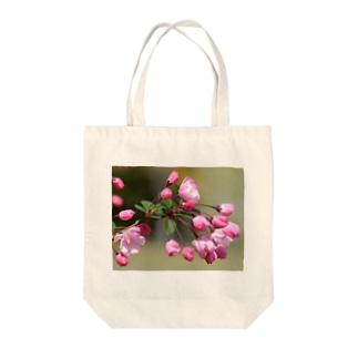 HANA畑シリーズ2 Tote bags