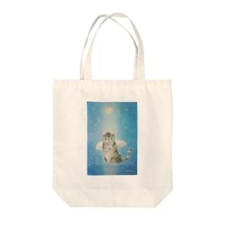 たからもの(猫さん) Tote bags