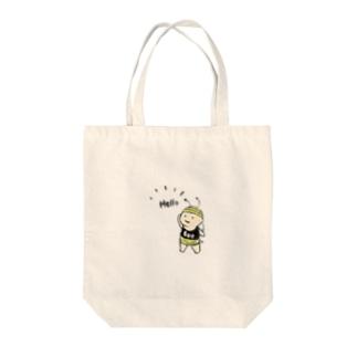 赤ちゃん Tote bags