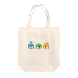 阿波の宅急便 Tote bags