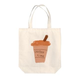 coffeetime Tote Bag