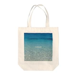 沖縄座間味の海が好き2 Tote bags