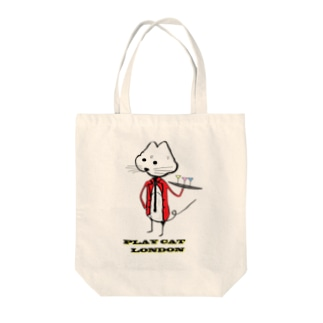 playcat Tote bags
