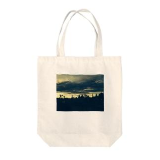 アラビアンナイト Tote bags