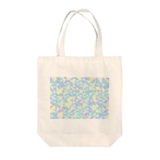 北欧⭐️スウェーデンの幾何学 Tote bags