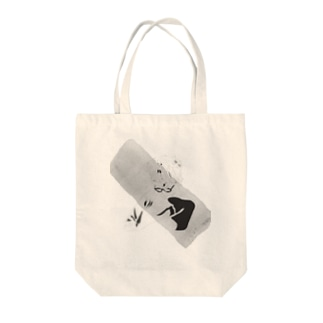 LONDON BOY Tote bags