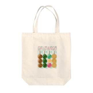 OH!DANGO Tote bags