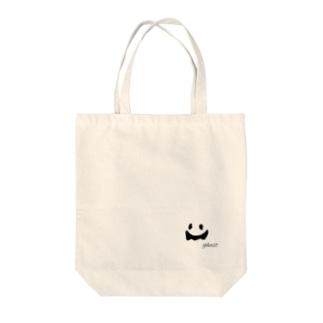ゴースト2 Tote bags