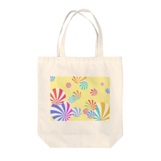 colorful candy 🍬 Tote bags