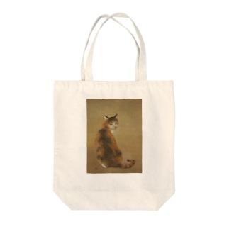 猫No.148 Tote bags