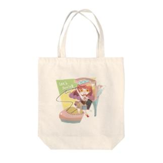 手芸の妖精 Tote bags