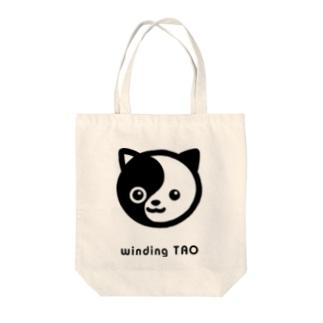 タオ猫みっちー Tote bags