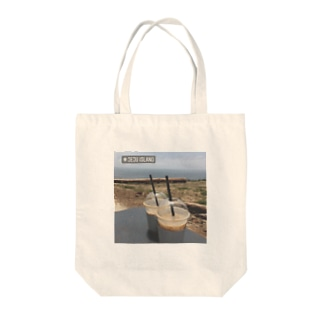 photo 〜cafe in Jeju〜 Tote bags
