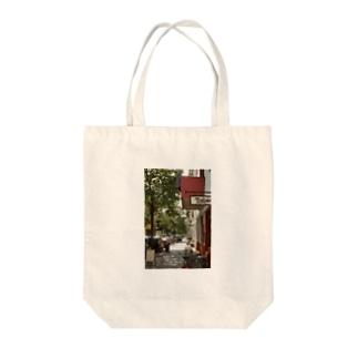 Berlin * Café Tote bags