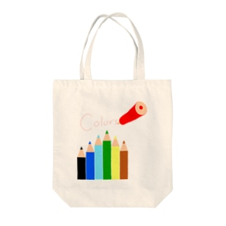 Colors Tote bags