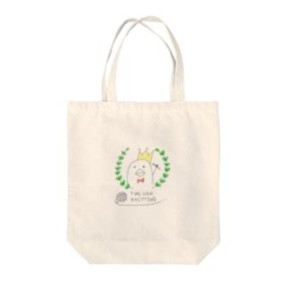 TORI LOVE KNITTINGトートバッグ Tote bags