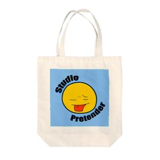 Studio Pretender  Tote bags