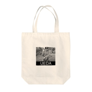 UEDA Tote bags