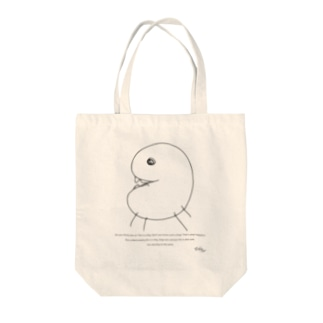 inu Tote bags