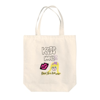 i am GIRL トートバッグ Tote bags