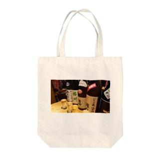 日本酒 Tote bags