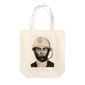 3億円犯 Tote bags