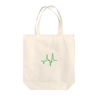 hachi08のラインシリーズ2 Tote bags