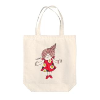 summerな女の子 Tote bags