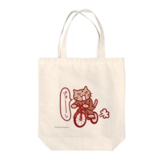 ねこやん(青春!ねこヤンキー) Tote bags