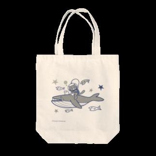 sheepshankの宇宙散歩 Tote bags