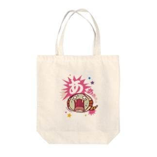 叫び Tote bags