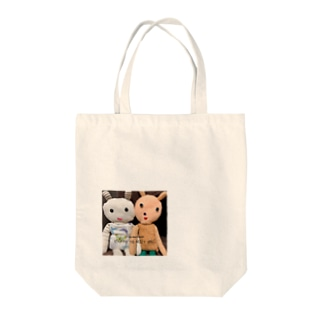 MELIAのお店の店主ボ〜子&ふぅ子の、 Tote bags