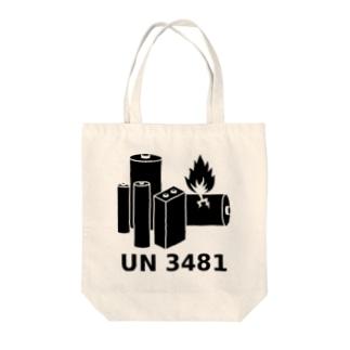 UN3481 Tote bags