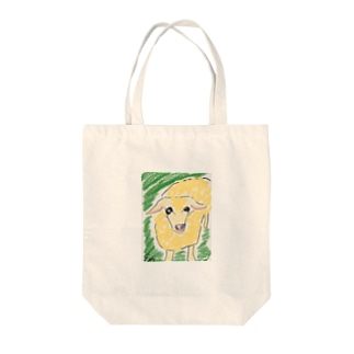 My lovely sheep  Tote bags