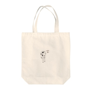付喪神 缶 Tote bags
