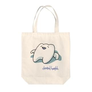 歯の健康のためのアイテム Tote bags