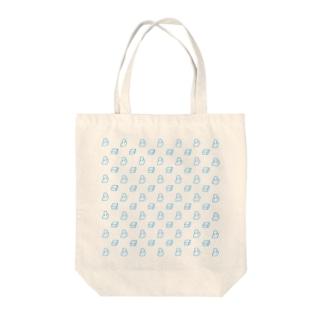 なつのカチン Tote bags