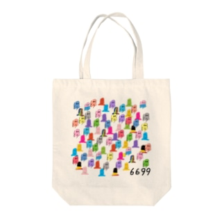 Yコントロール Tote bags