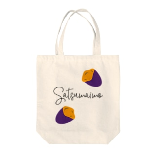 Satsumaimo Tote bags