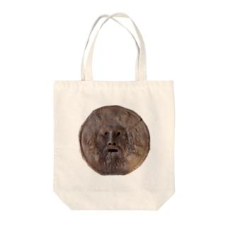 真実の口 Tote bags