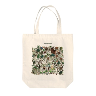 paradiseclub Tote bags